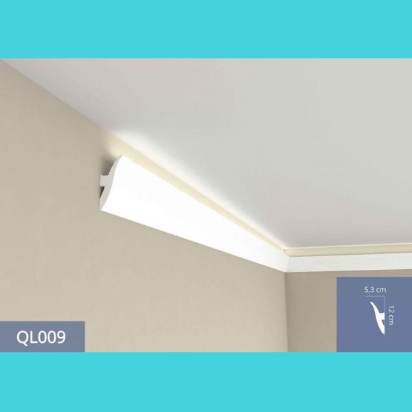 Listwa oświetleniowa QL009 Mardom Decor