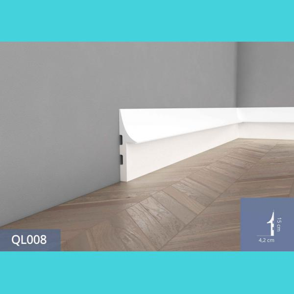 Listwa przypodłogowa oświetleniowa QL008