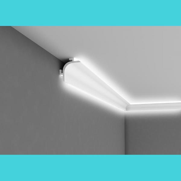 Listwa przysufitowa LED QL003 Mardom Decor