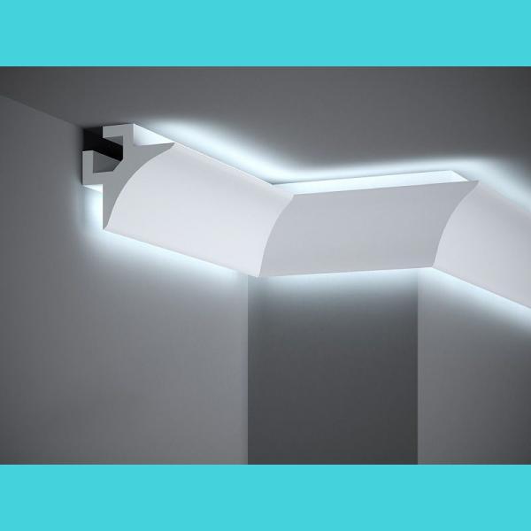 Listwa przysufitowa oświetleniowa QL002 Mardom Decor